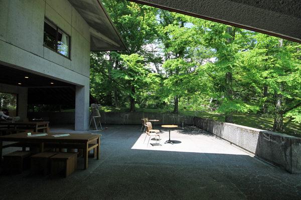 セゾン現代美術館・ヤマアラシ