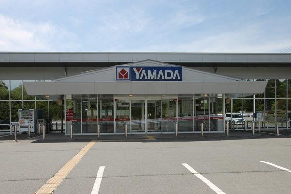 ツルヤ軽井沢店・ヤマダ電機