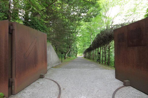 軽井沢セゾン現代美術館