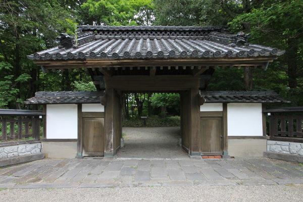 軽井沢の雨宮御殿