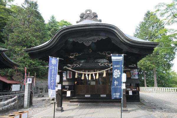 熊野神社(群馬県)の新宮