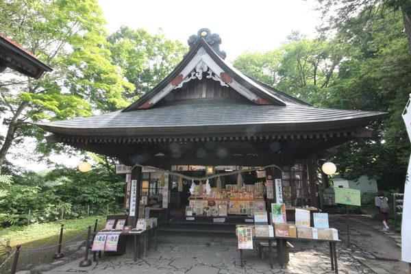熊野皇大神社の那智宮