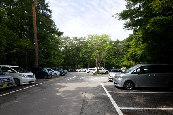 軽井沢ホテルブレストンコート軽井沢ホテルブレストンコート駐車場