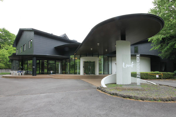 軽井沢現代美術館