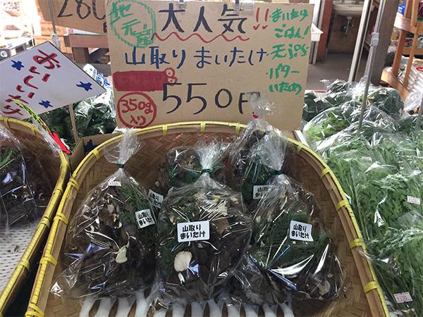 北軽井沢久保農園舞茸