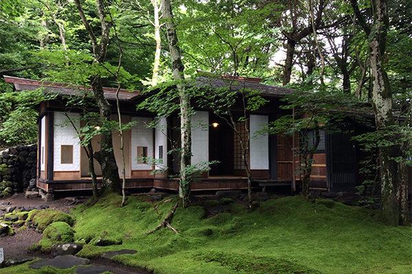 室生犀星の軽井沢別荘