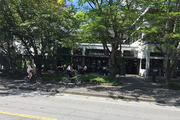 沢村旧軽井沢店